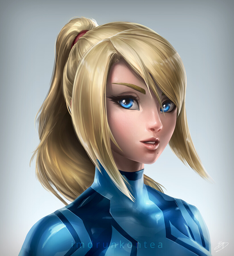 Brandon dunn zs samus portrait blue final web