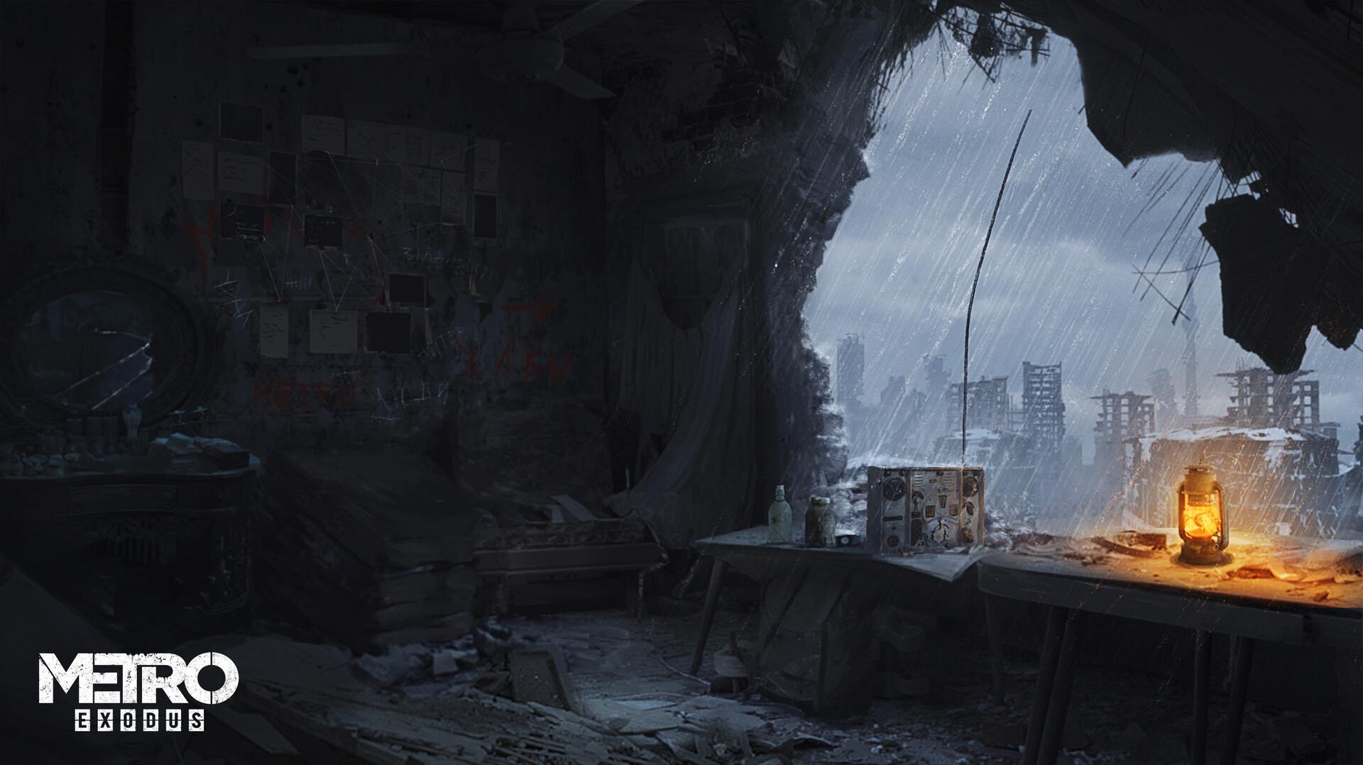 Rostyslav zagornov apartment