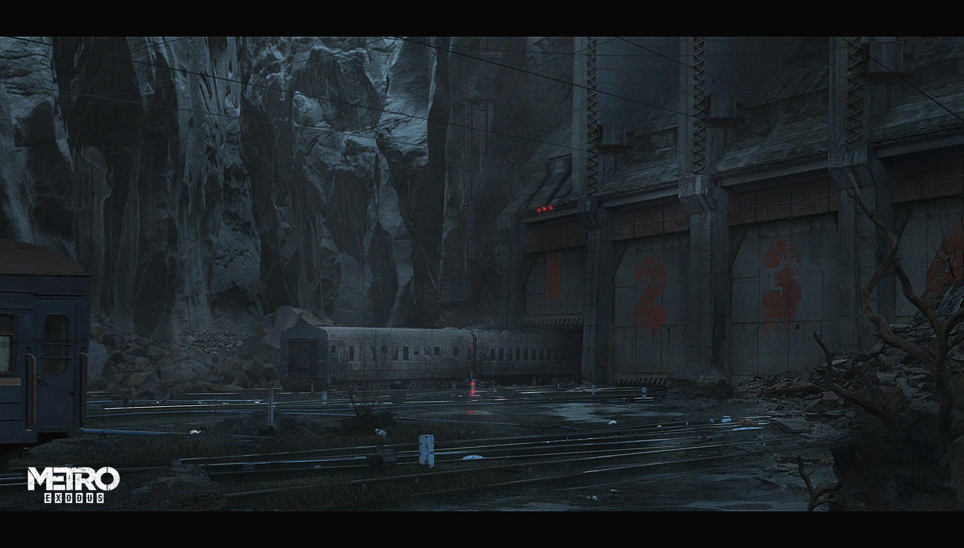 Rostyslav zagornov bunker entrance2