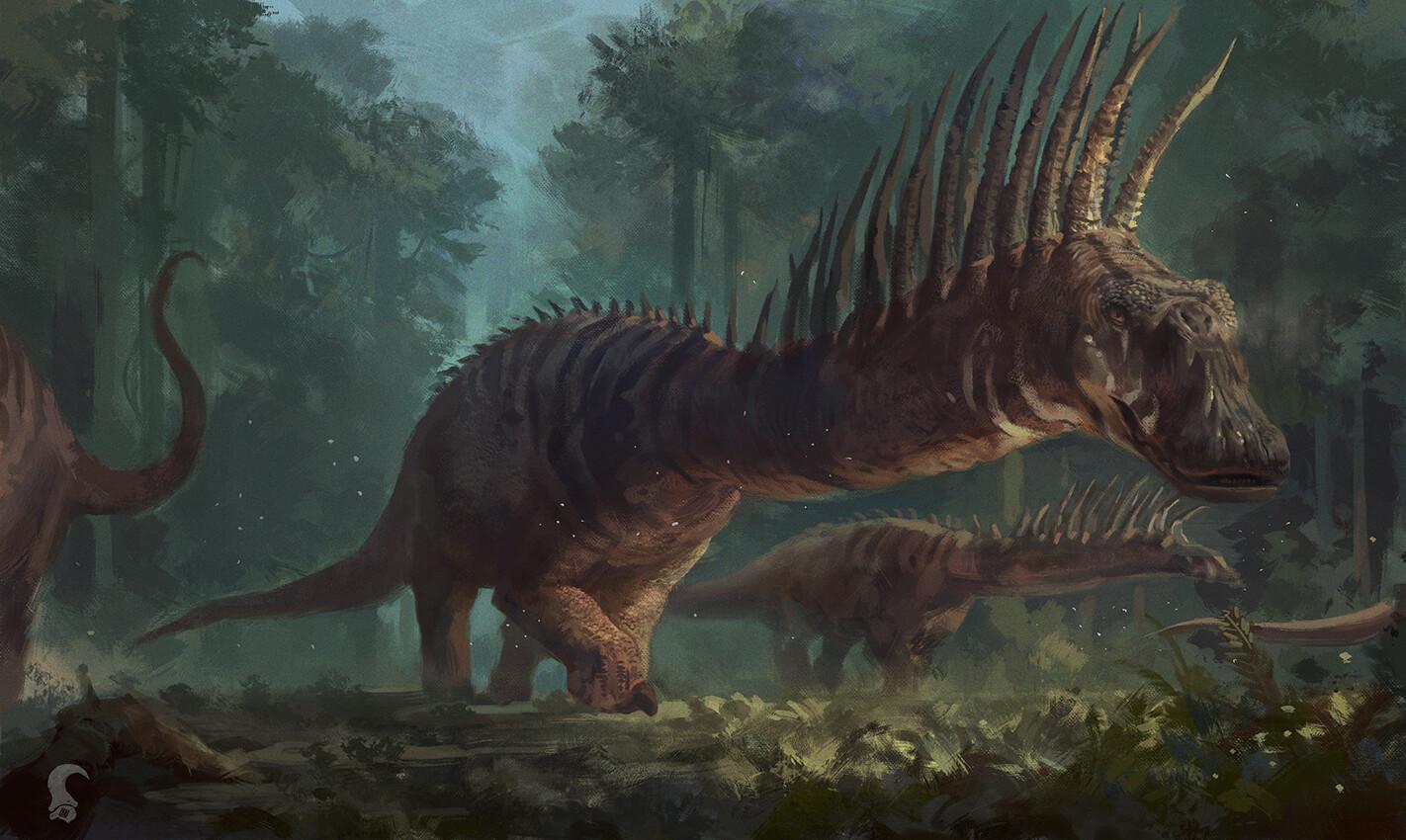 Raph lomotan bajadasaurus