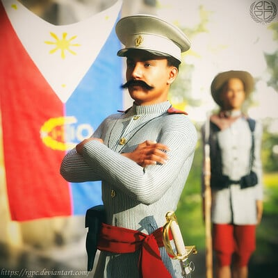 Ronald gavin castillo general antonio luna