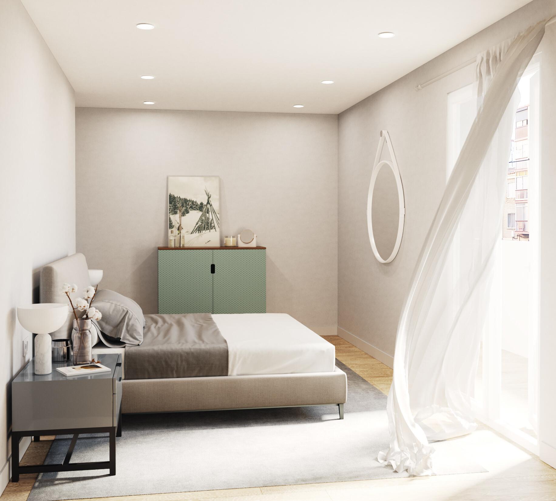 Baboon lab dormitorio