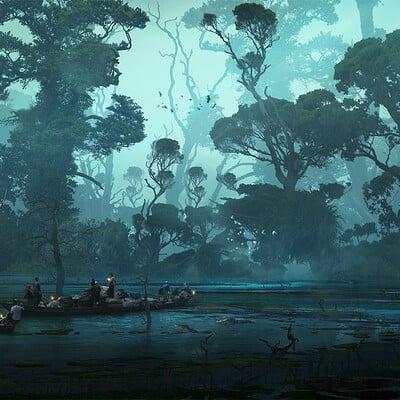 Jakub skop swamp