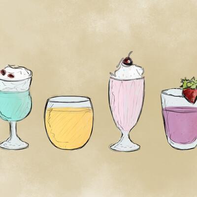 Alice fay hartigan milk drinks malicefay artstation