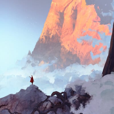 Anato finnstark climb reach the summit and climb again by anatofinnstark dd0bidv fullview 1