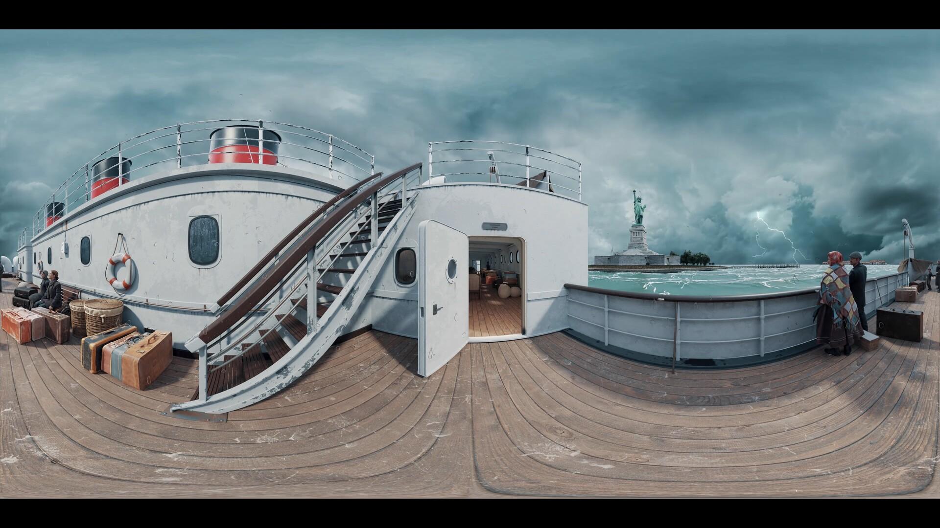 Daniel webb ellis boat 1