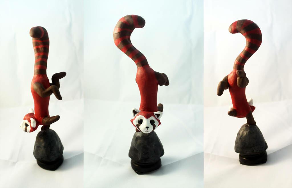 ArtStation - Pabu Sculpture, Koriel Kruer