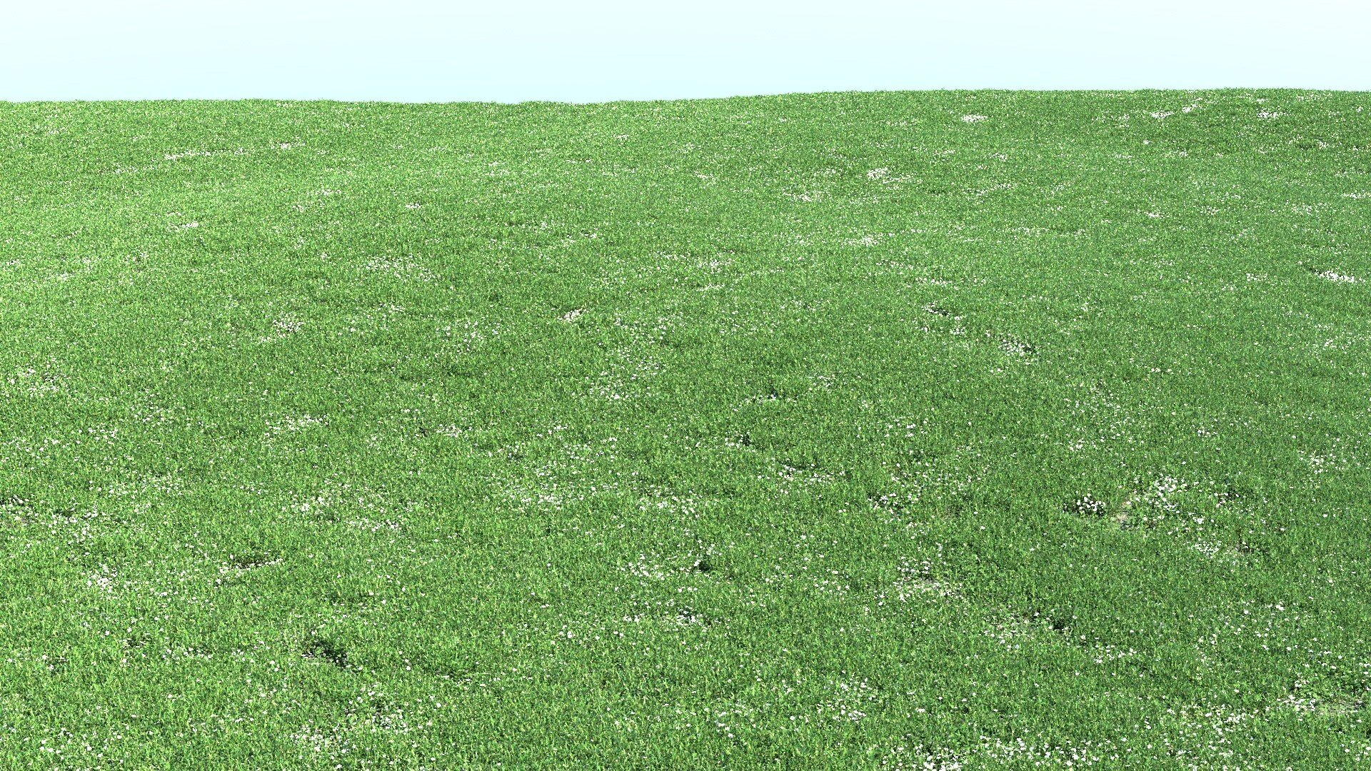Old work - material dev: archi grass