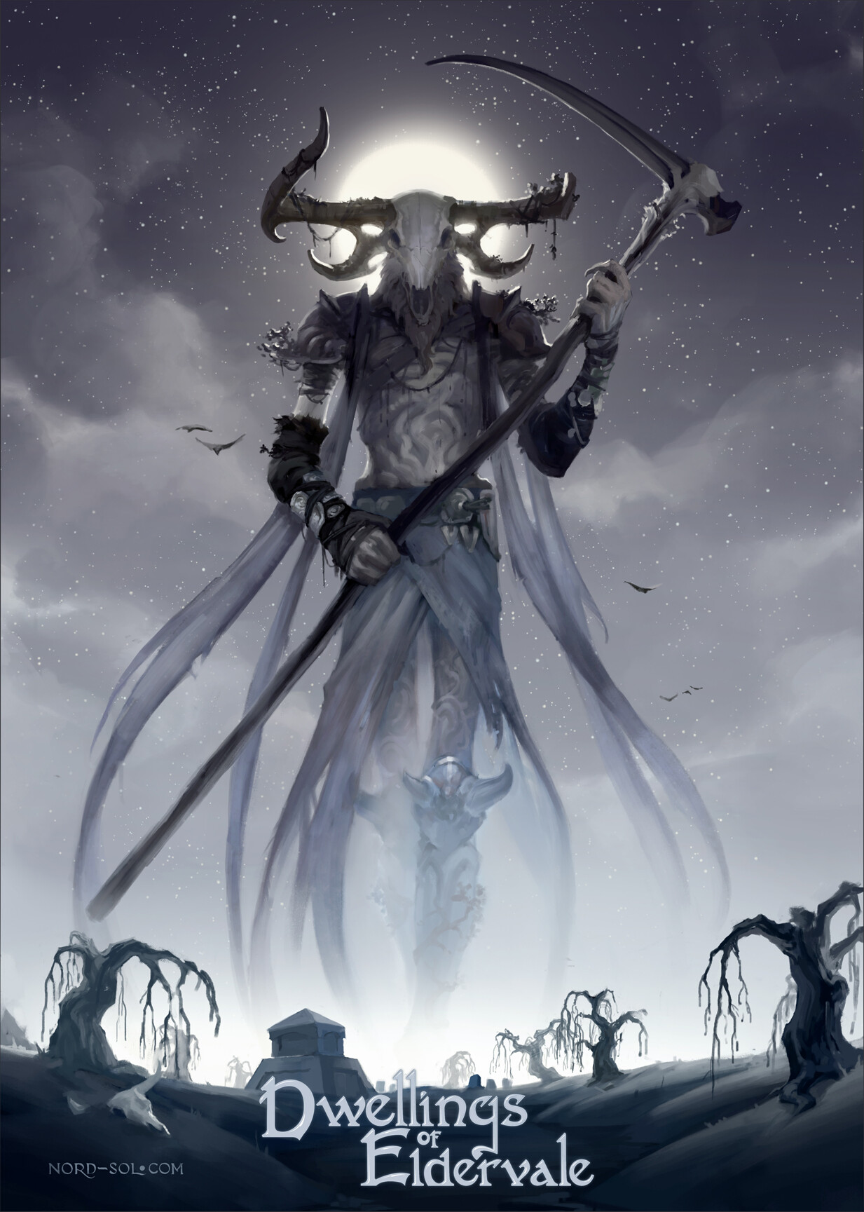 Irina nordsol kuzmina dark reaper nordsol