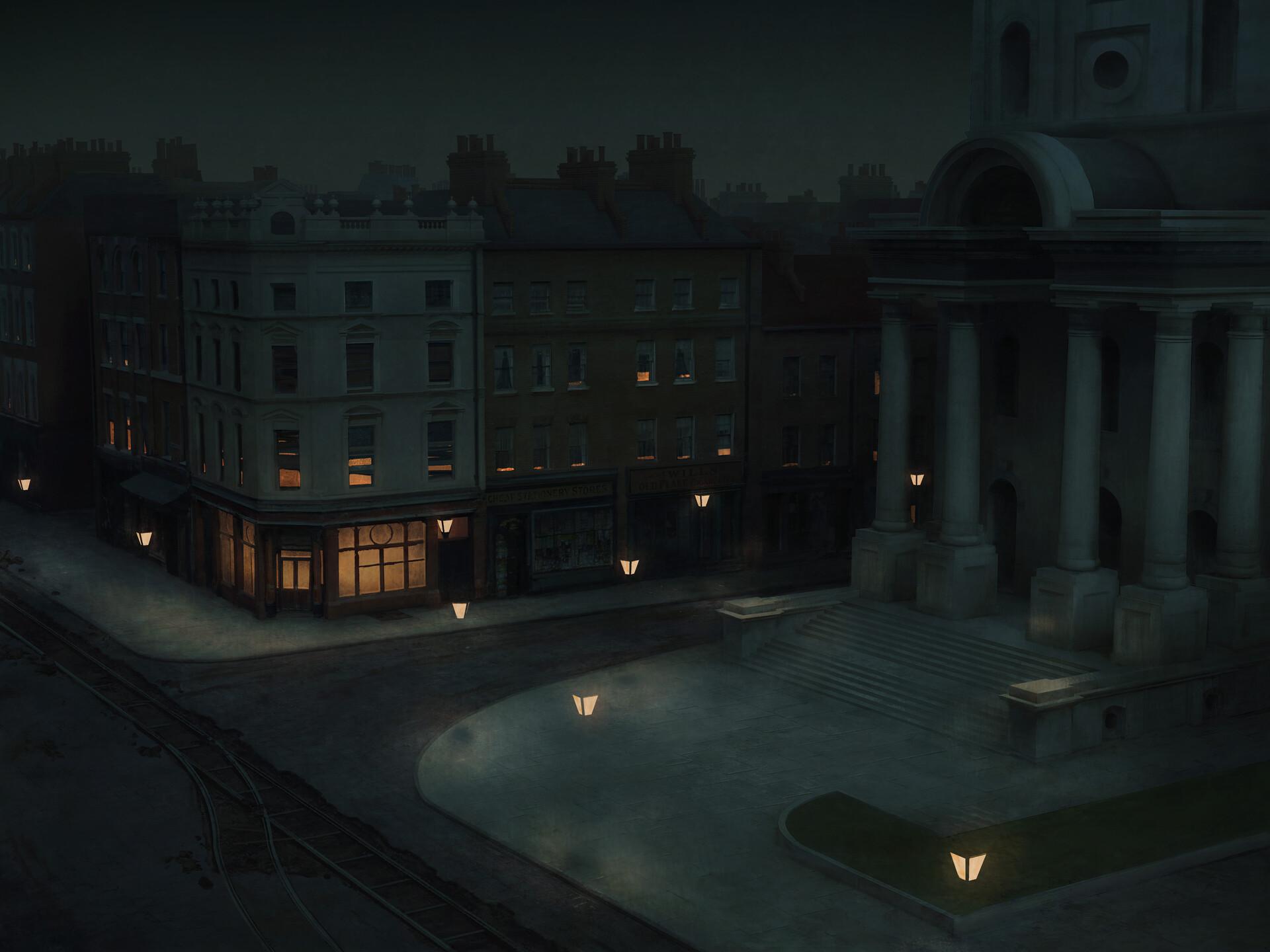 Olly lawson 11 spitalfields night