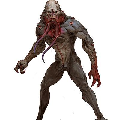 Adrian smith alien1d