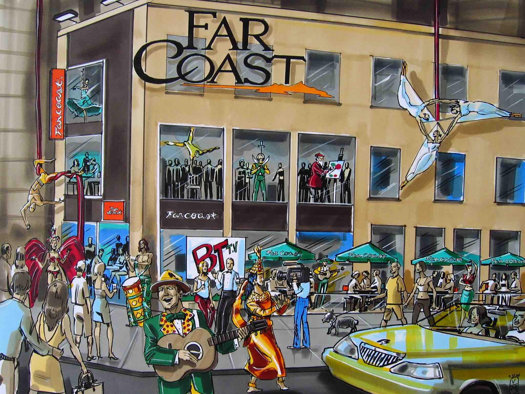 Key frame for Coca-Cola's Far Coast