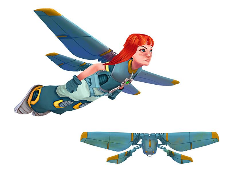 Glider Ability
