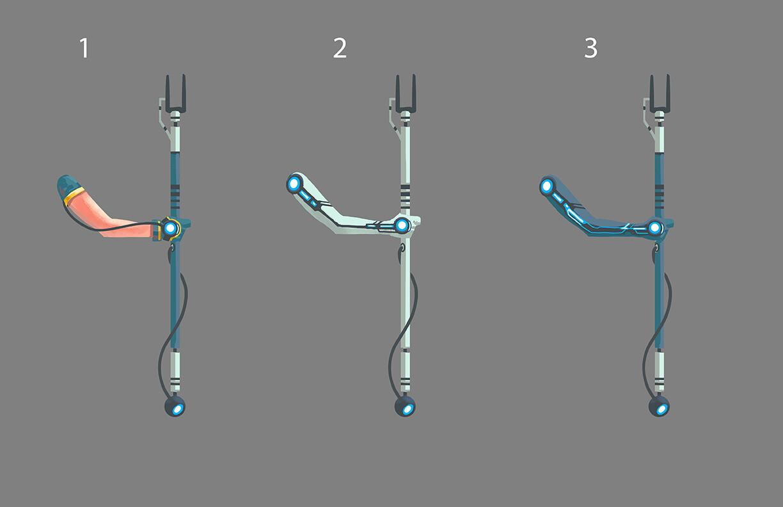 Staff Tool Design