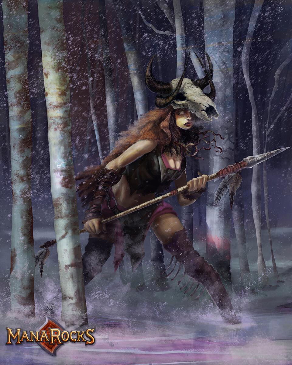 Buffalo Hunter!