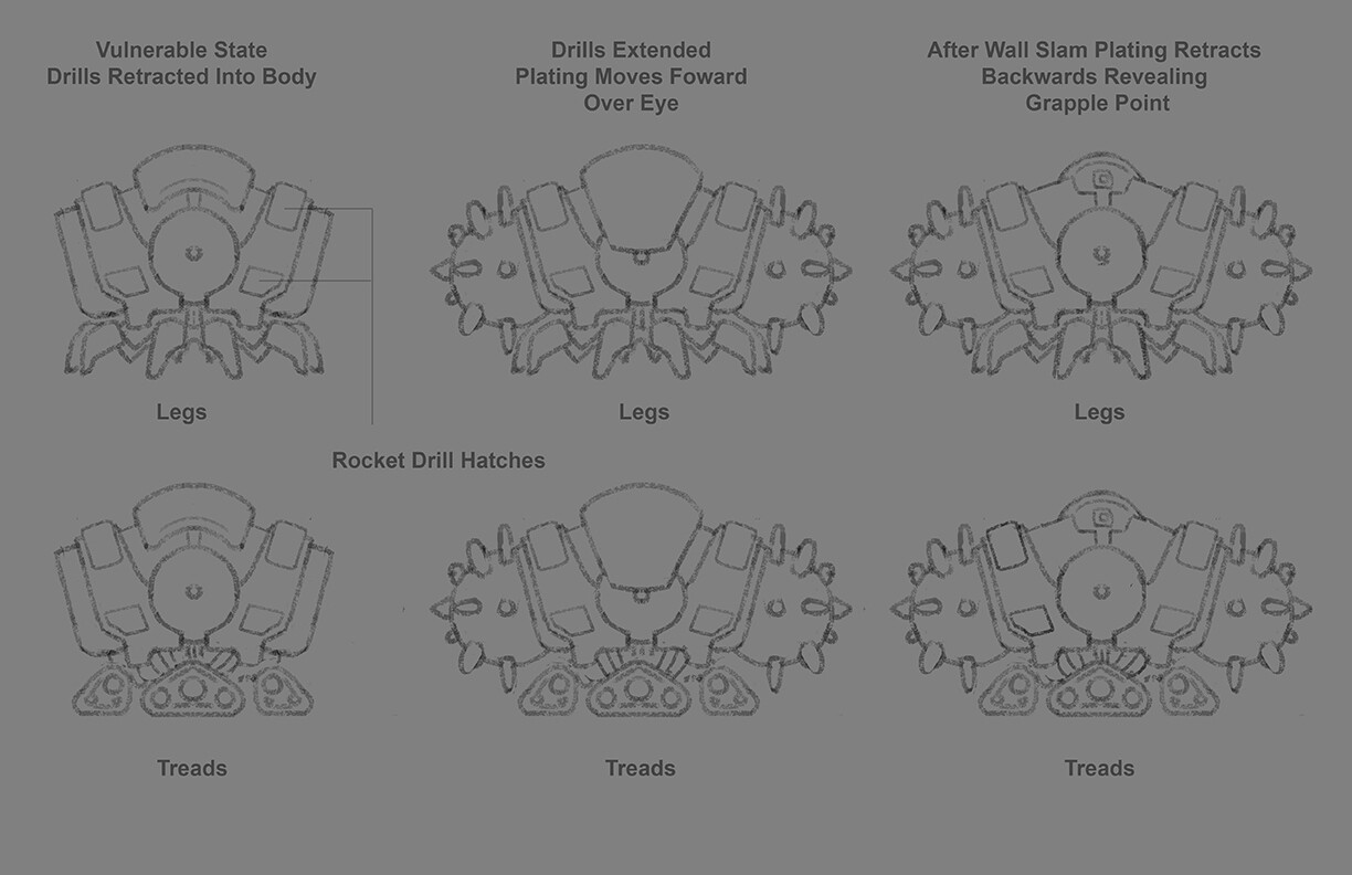 AI Drill Boss - Design Thumbs