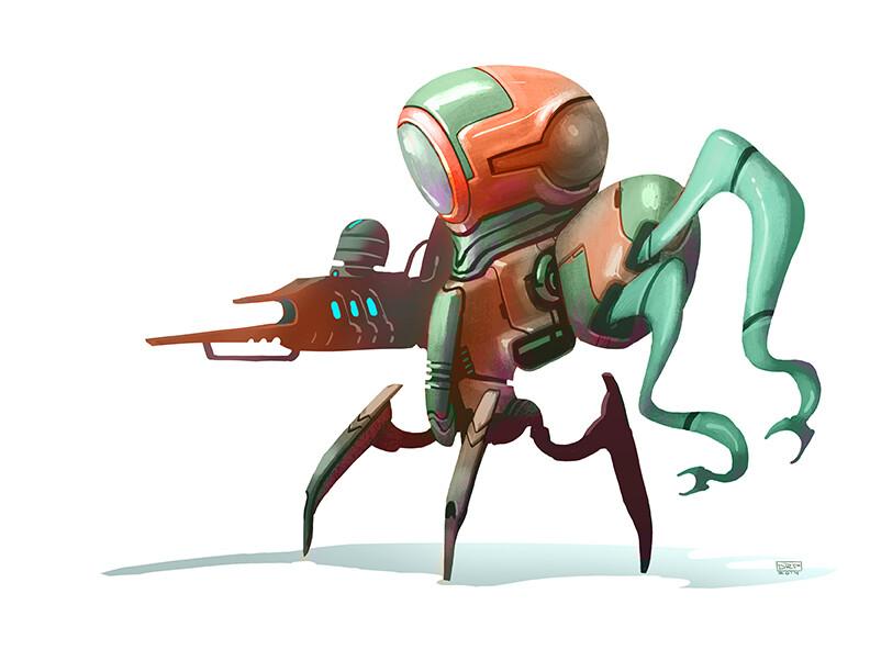 AI Hunter - Early Version