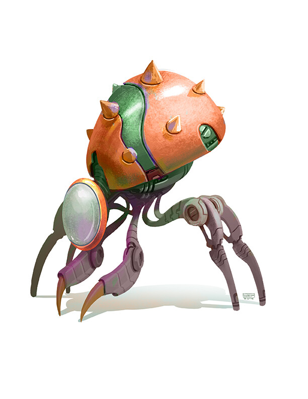 AI Spider - Early Version