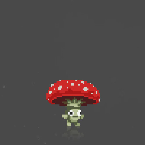 Poison Mushroom