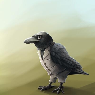 Are austnes mr crow