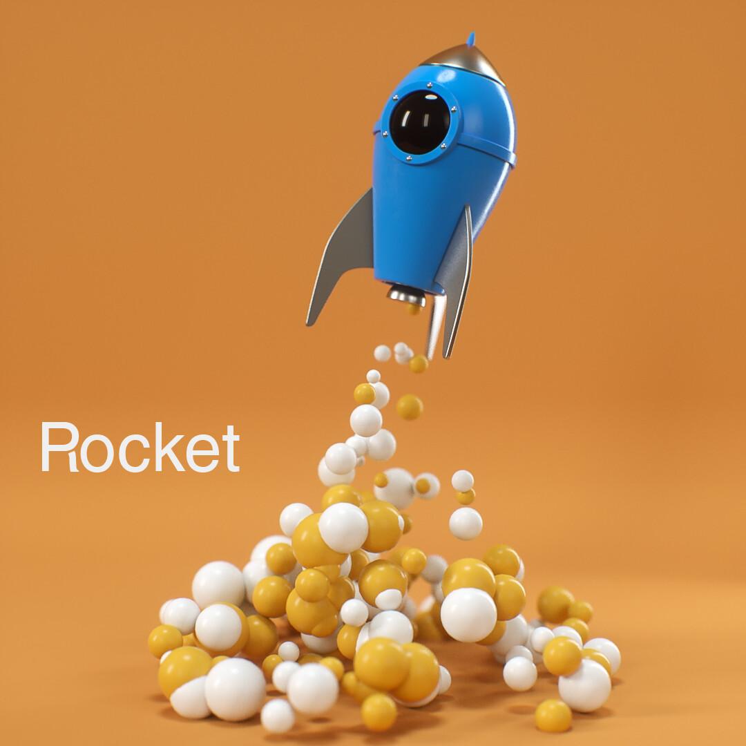 Oren leventar rocket p