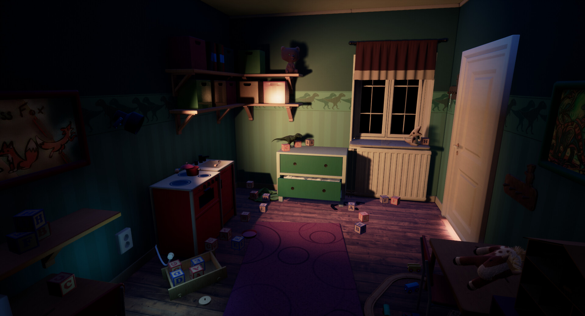 Axel loreman playroom