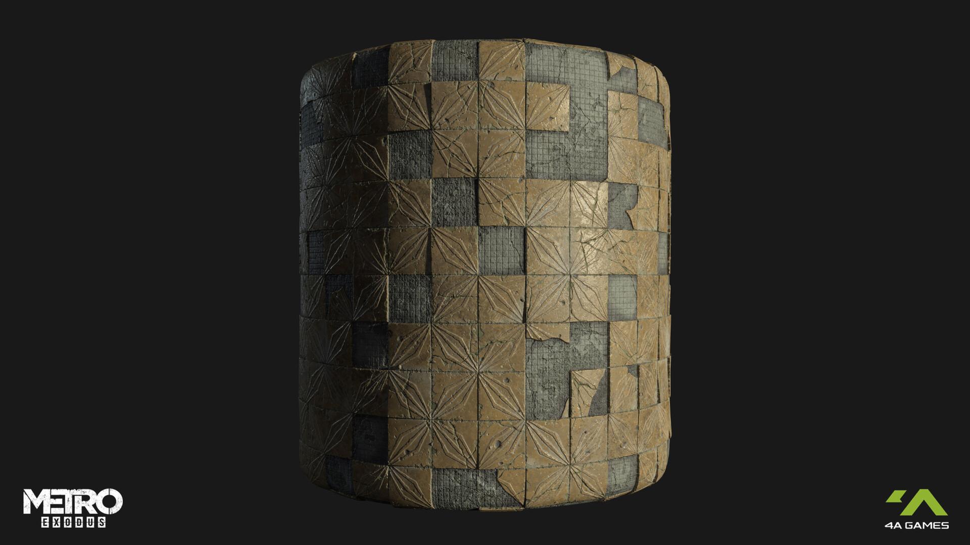 Andrew zelfit mykhailov floor tile 001