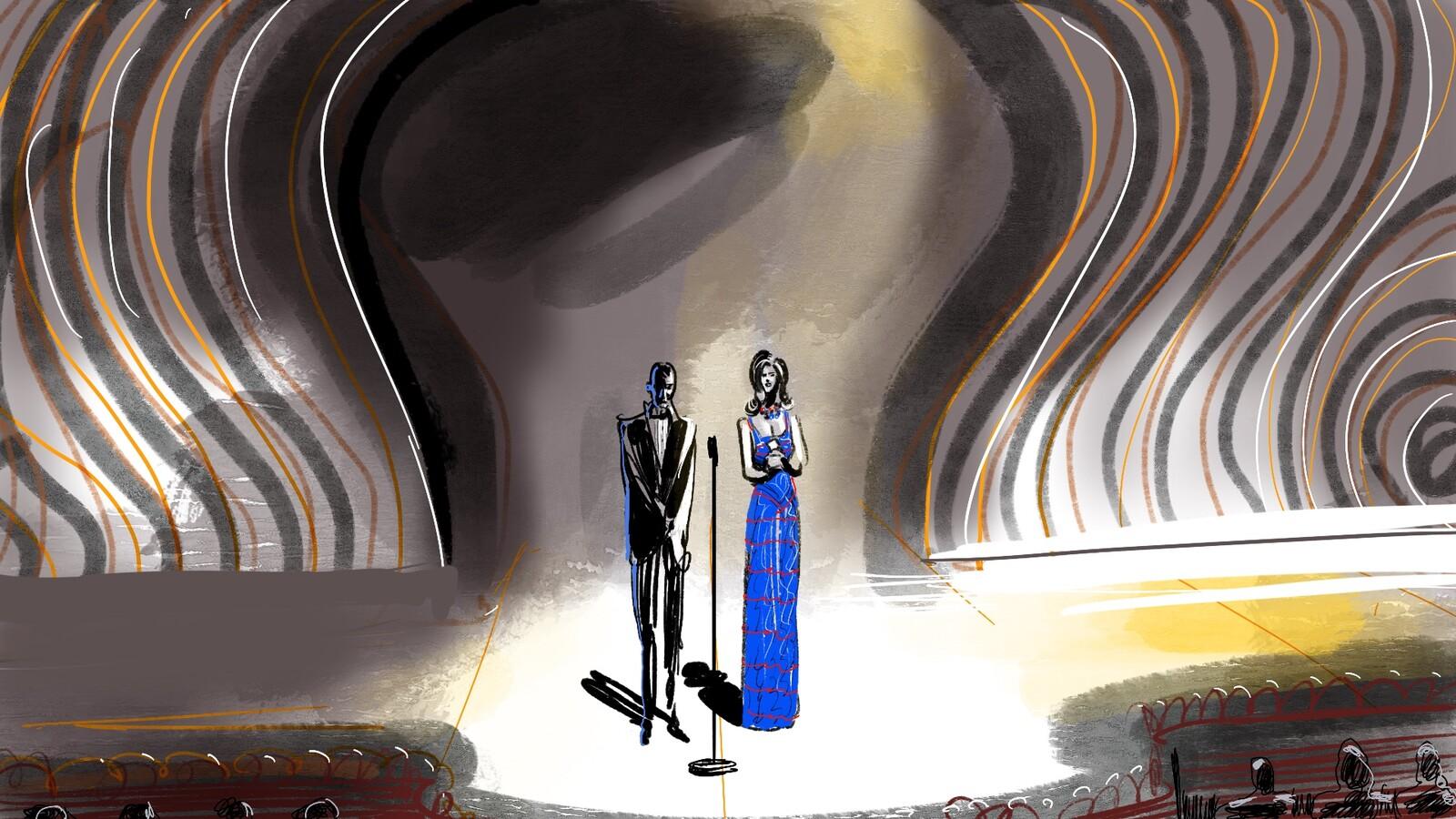 The Oscars frame 4