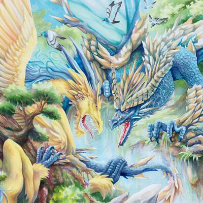 Anna augustyniak 2019 02 25 dragons watermark