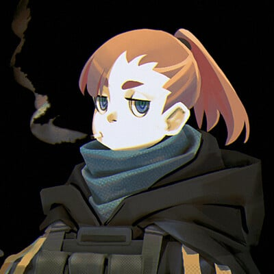 Alexis rives fille soldat