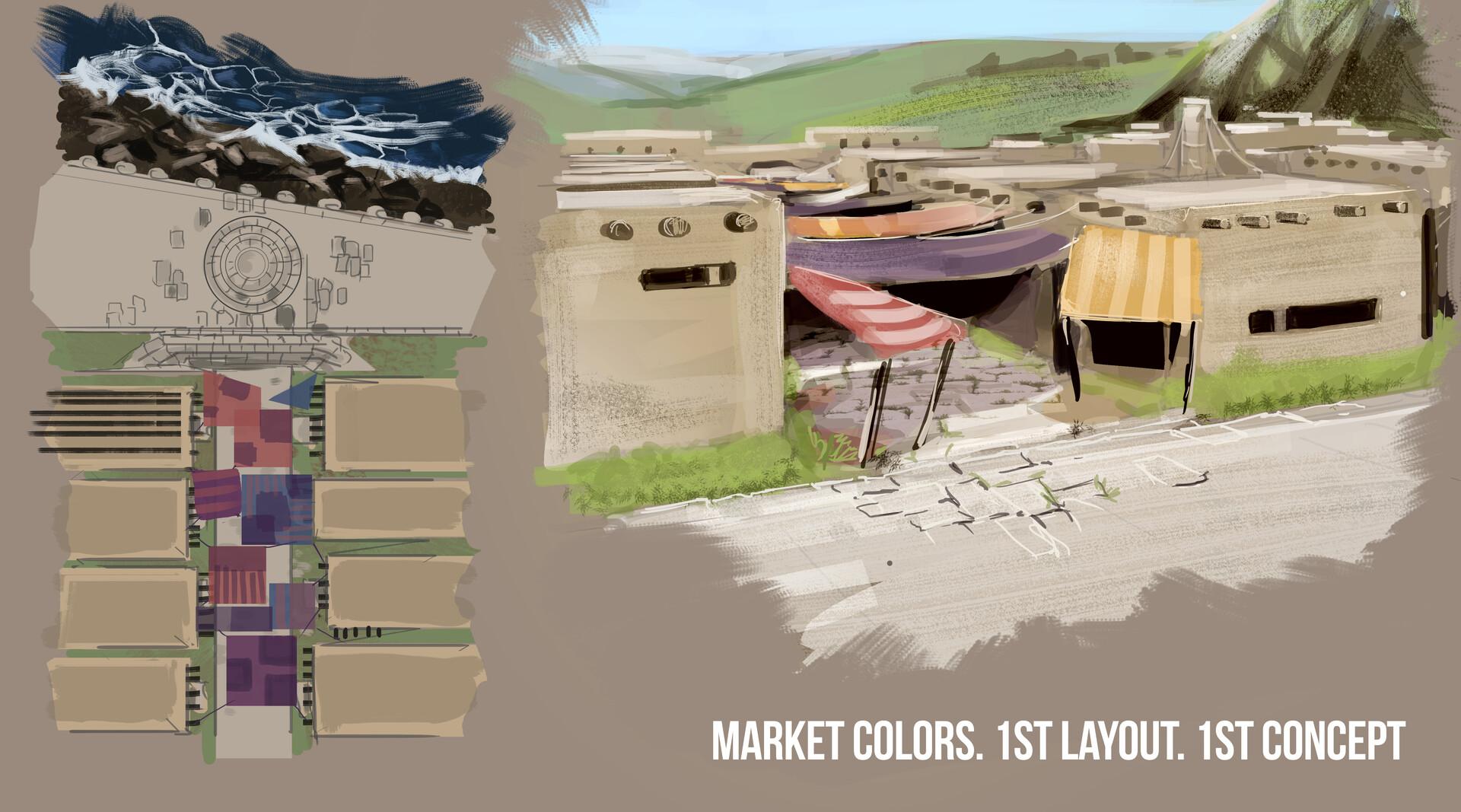 Ernesto sin market color 1st