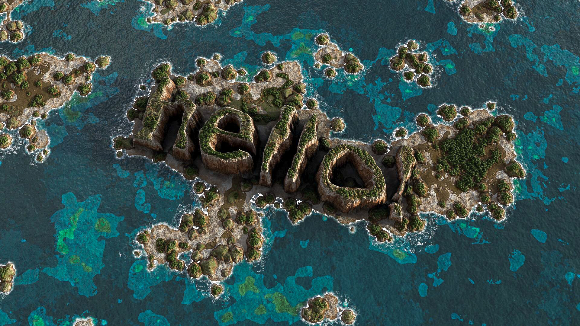 """""""Text to Island"""" feature!"""