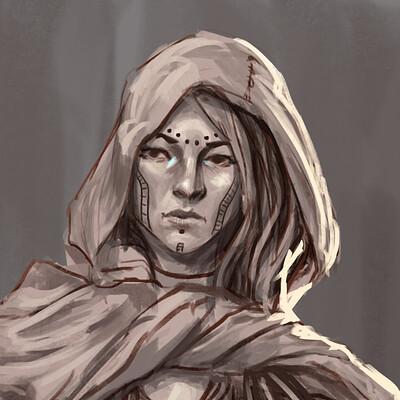 Olie boldador sketch 616