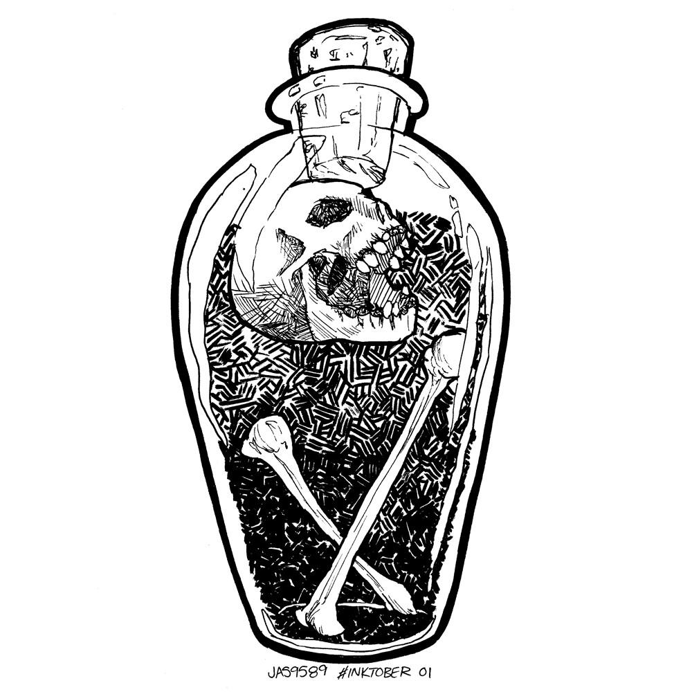 Jessica jackson skull insta