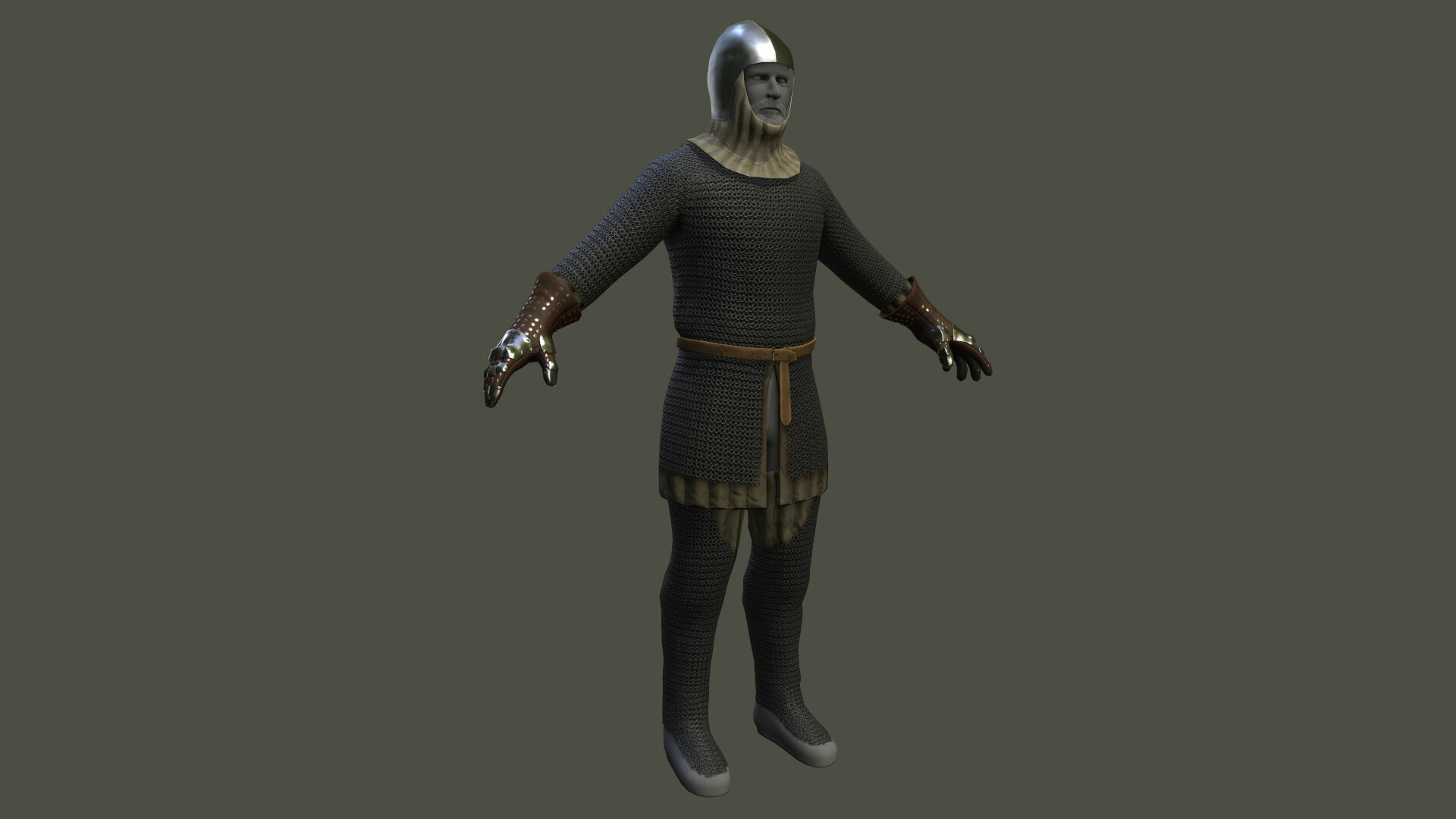 theo escamez - Medieval Armors WORK IN PROGRESS