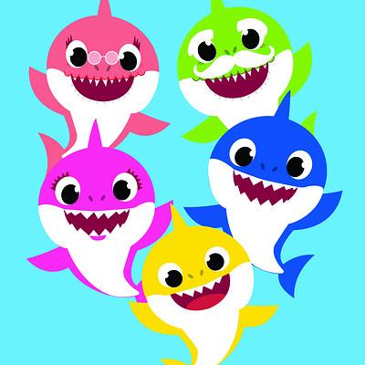 Shawn machie sharkbaby 01