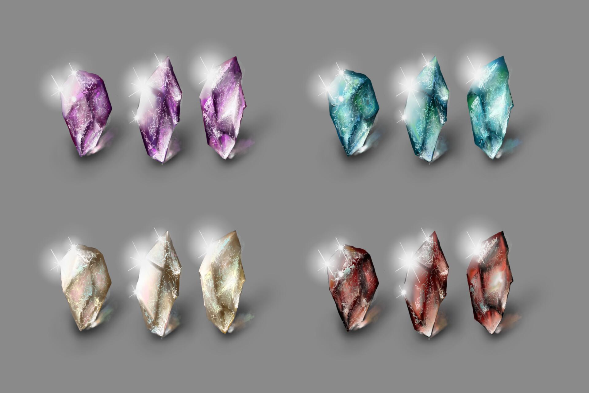 Ramona boehme fod crystals