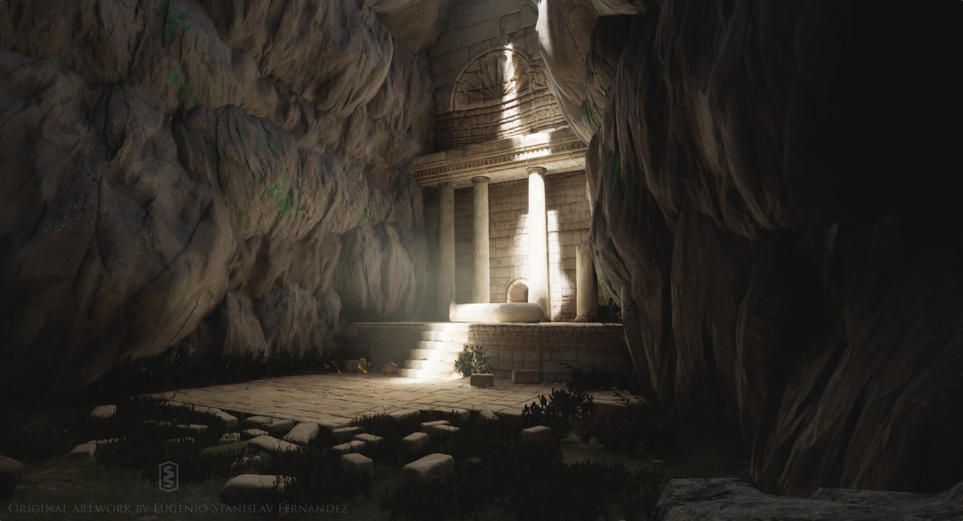 Eugenio stanislav portfolio templo subterraneo 04
