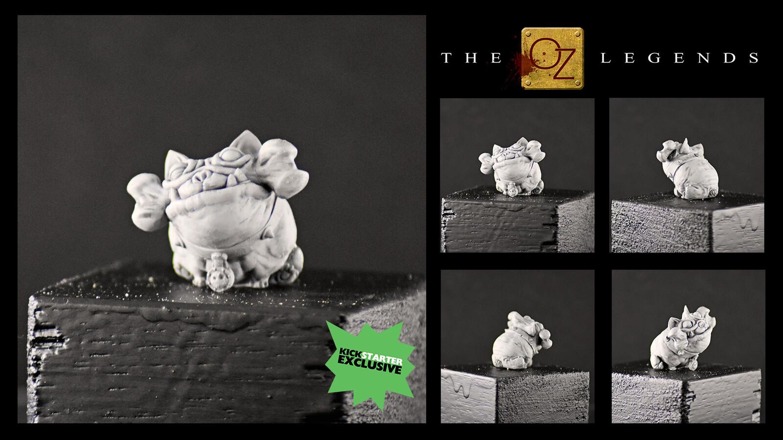 First Print 20mm