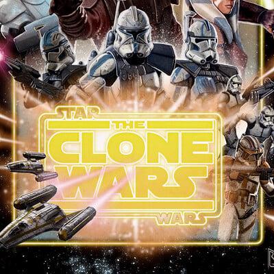 Micah brown clone wars poster lowres
