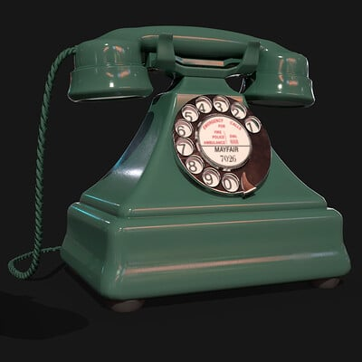 Ix 3d telephone 2nd screenshot