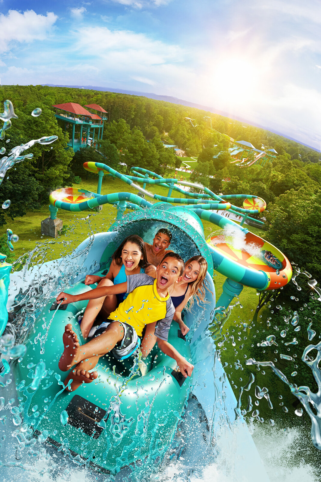 Busch Gardens Theme Parks