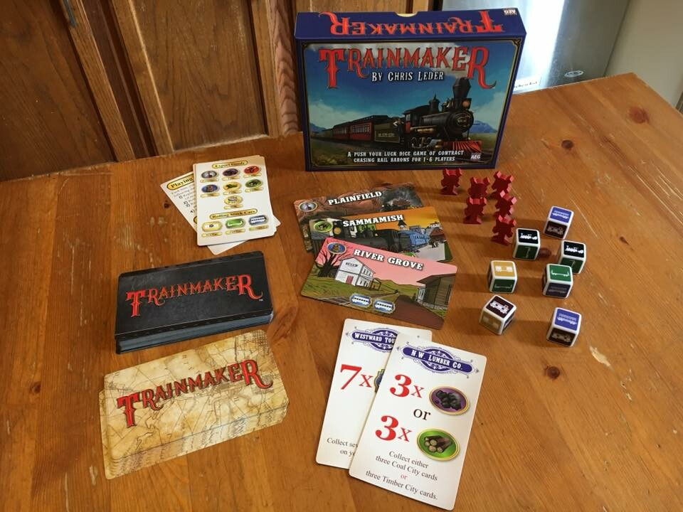 Game Contents