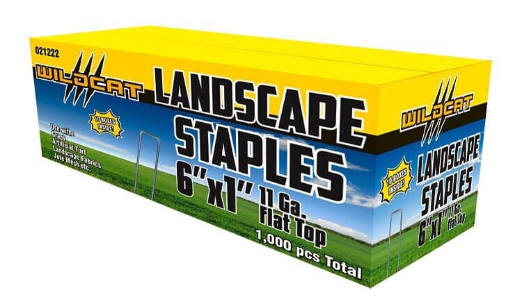 Landscaping Staples