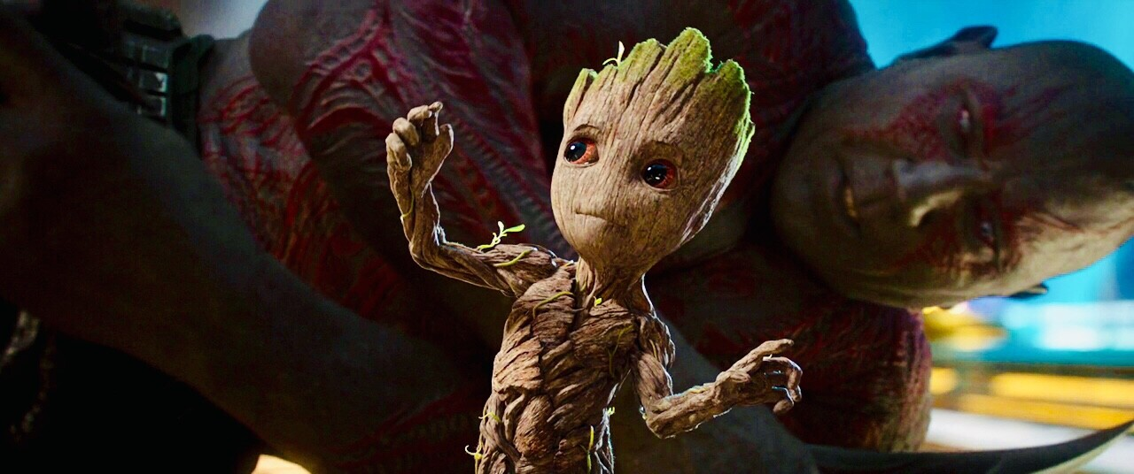 Guardians of the Galaxy: Vol 2 - Baby Groot