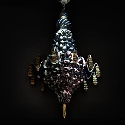 Ehule stille chandelier 003