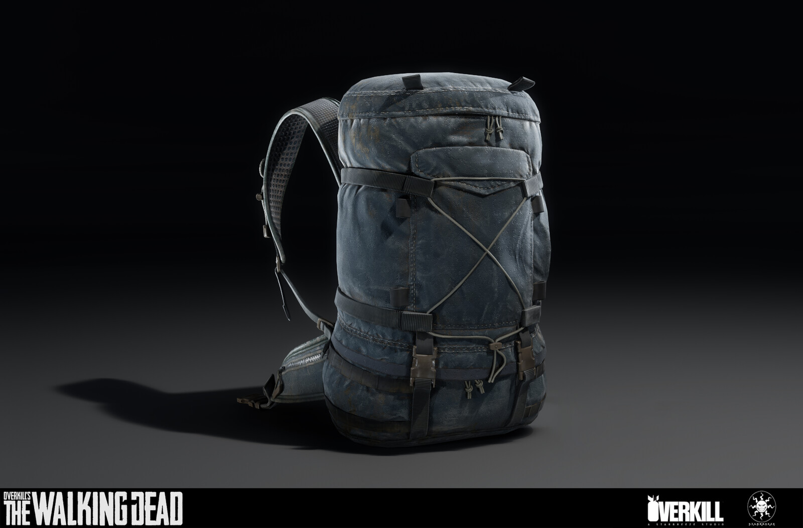 Heather's Backpack