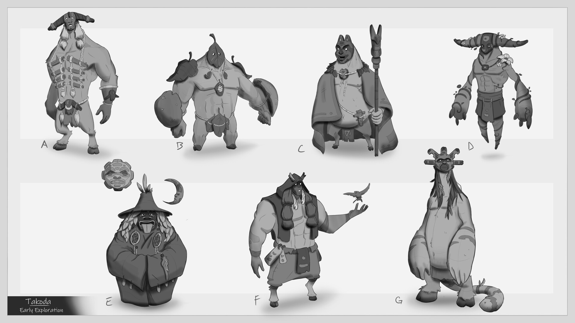 final exploration sketches