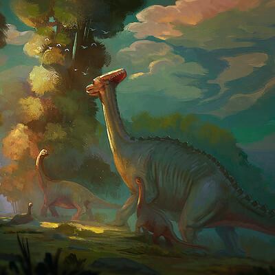 Suresh pydikondala dinosaur 4