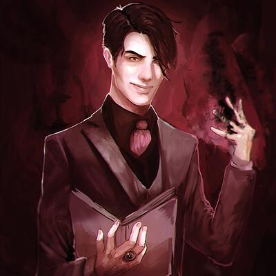 Zyralynn malena santos vampiro guapo